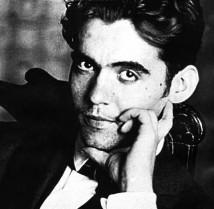 Joven Federico García Lorca
