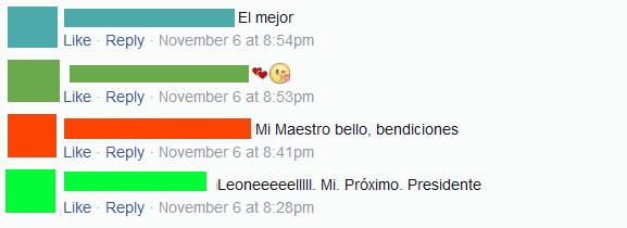 Maestro bello...